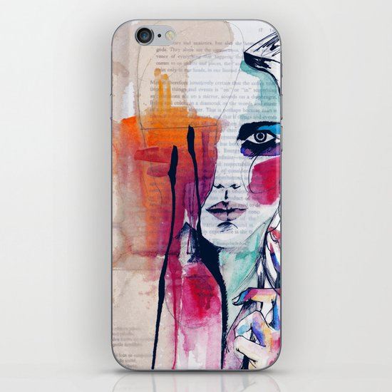Sense V iPhone & iPod Skin