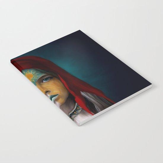 Chalchiuhtlicue Notebook
