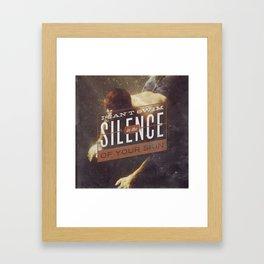 Motion City Soundtrack - My Favorite Accident Framed Art Print