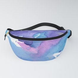 Cool Tropical Ocean Waves Fanny Pack