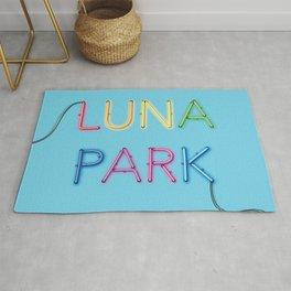 LUNA PARK - multi strong Rug