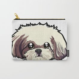 Alice (Shih Tzu) Carry-All Pouch