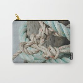 TIED TO THE MOORING #1 Carry-All Pouch