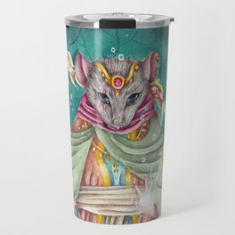 Mouse Warrior Travel Mug