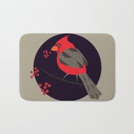 Cardinal Song Bath Mat