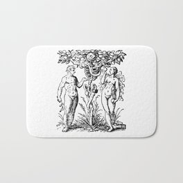 Adam & Eve Bath Mat