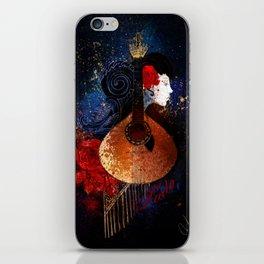 Fado iPhone Skin