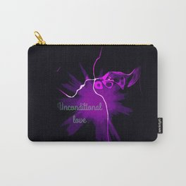 Unconditionnal love Carry-All Pouch