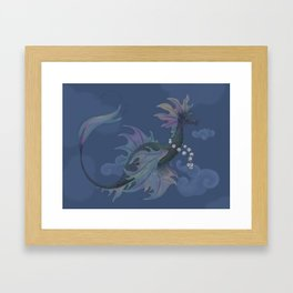 Emperor of the Western Sea Framed Art Print