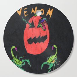 """Venom"" Cutting Board"