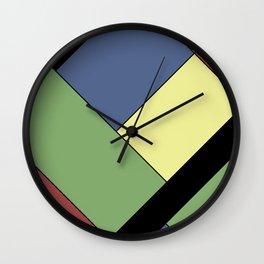 Abstract #822 Wall Clock