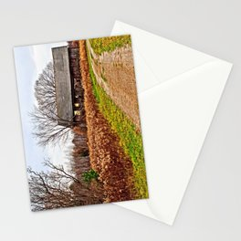 Wisconsin Old Barn 2 Stationery Cards