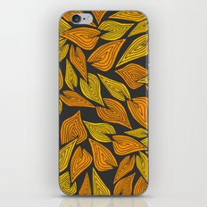 Autumn Night iPhone & iPod Skin