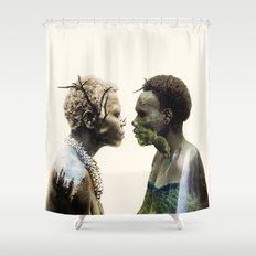 MINDURE Shower Curtain