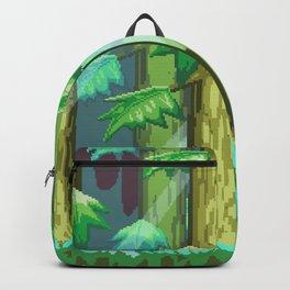 Forest of Pixels Backpack