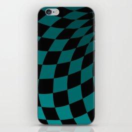 Wonderland Floor #4 iPhone Skin