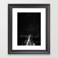 Esperantos   Paris, France   StoryScape #2 Framed Art Print