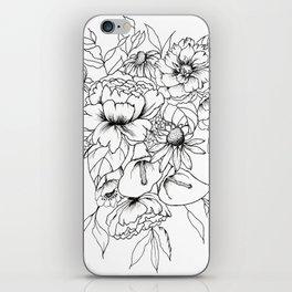 Botanical Bouquet iPhone Skin