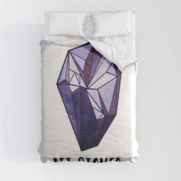 Get Stoned - Amethyst Comforters