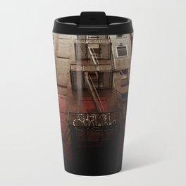 manhattan alley Travel Mug