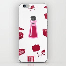Yzma's potion iPhone Skin