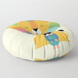 Courage Floor Pillow