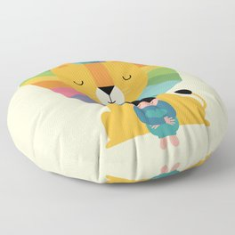 Courage Floor Pillow