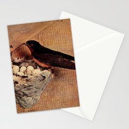 Neltje Blanchan - Bird Neighbours (1903) - Barn Swallow Stationery Cards