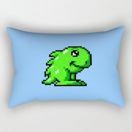 Hoi Amiga game sprite Rectangular Pillow