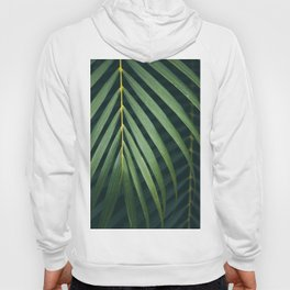 Leaf Me Alone - Palm Leaves - Hawaii Hoody