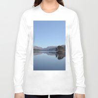 scotland Long Sleeve T-shirts featuring Scotland Beauty by Eugene Lee