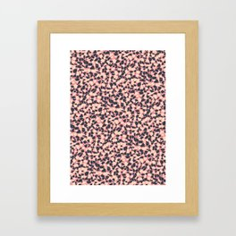 Terrazo No.1 Framed Art Print