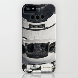437. Endeavour's Rendezvous Pitch Maneuver iPhone Case