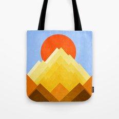 Trip Peak Tote Bag