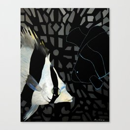 Undefined Canvas Print