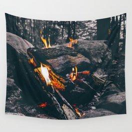 Burn Brightly Wall Tapestry