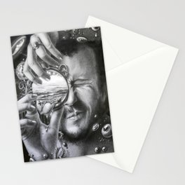 Unocular transition Stationery Cards