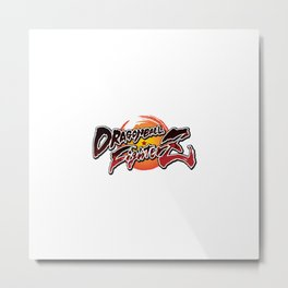 dragonball vs fighter z Metal Print