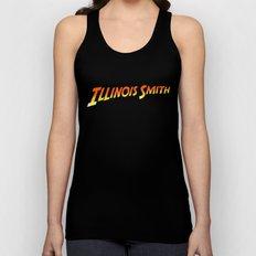 Illinois Smith Unisex Tank Top