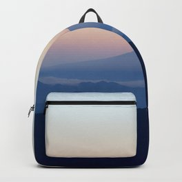 Sunrise on Fuji Backpack