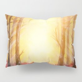 Into The Forest V Pillow Sham