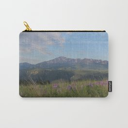 Pikes Peak/ Woodland Park Colorado Carry-All Pouch