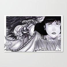 BounD: Natalia and Seth Canvas Print
