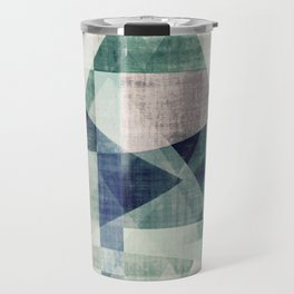 art, wall art, home decor, abstract prints, large prints, abstract print, geometric wall art, modern Travel Mug