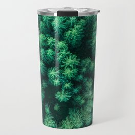 Forest from above Travel Mug