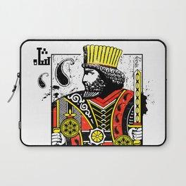 King of Persis Laptop Sleeve
