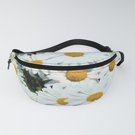 Daisies explode into flower Fanny Pack