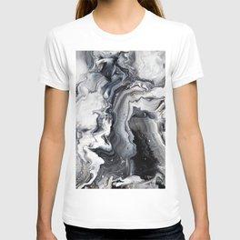 Marble B/W/G T-shirt