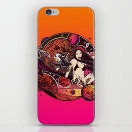 Surf en Jarnsaxa iPhone Skin