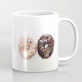 Donut Conversation Food Photography Coffee Mug